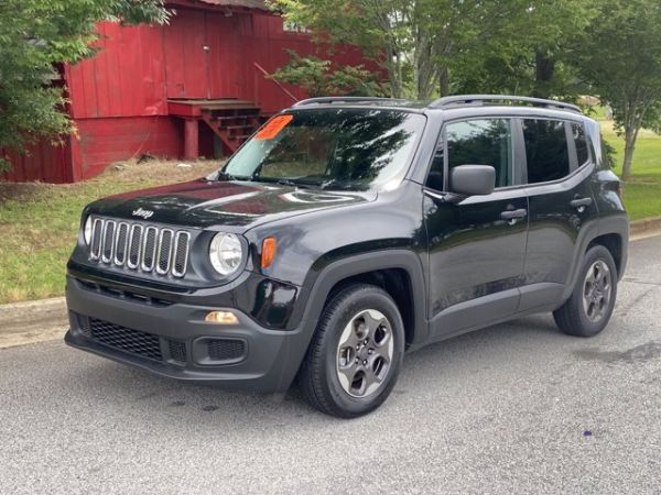 jeep renegade 1.4l inline-4 gas turbocharged