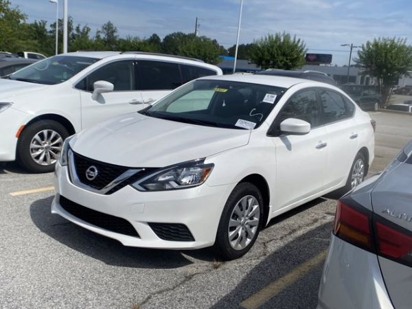 2017 Nissan Sentra in Griffin, GA