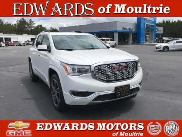 New Gmc Acadia For Sale In Tallahassee Fl U S News