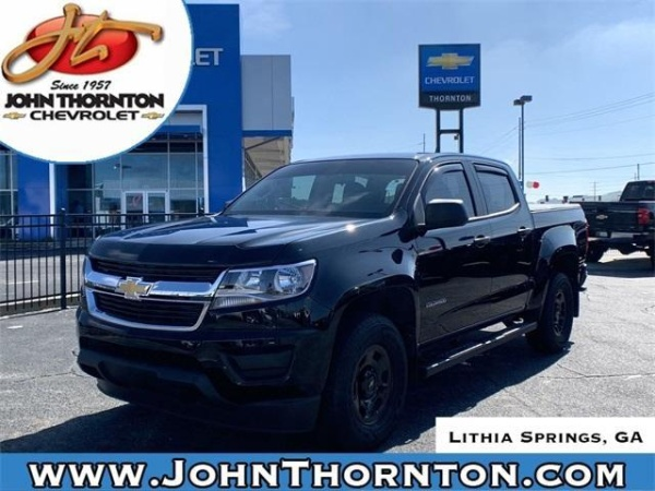 2019 Chevrolet Colorado in Lithia Springs, GA