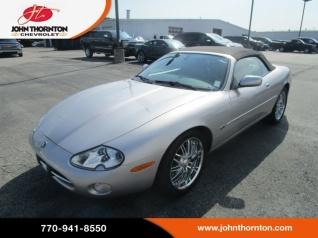 Amazing Used 2002 Jaguar XK8 Convertible For Sale In Lithia Springs, GA