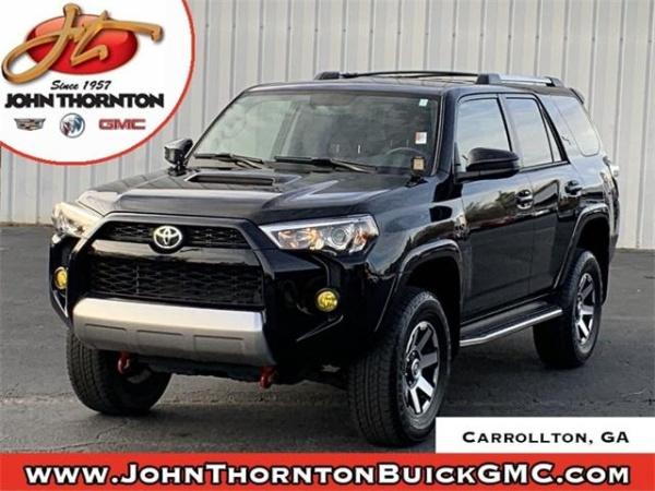 2018 Toyota 4Runner in Lithia Springs, GA
