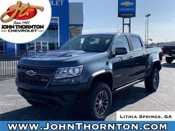 2020 Chevrolet Colorado in Lithia Springs, GA
