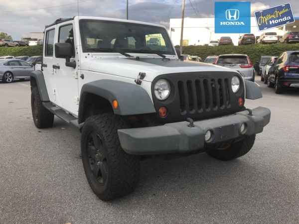 2012 Jeep Wrangler in Gainesville, GA
