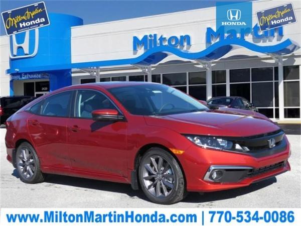2020 Honda Civic in Gainesville, GA