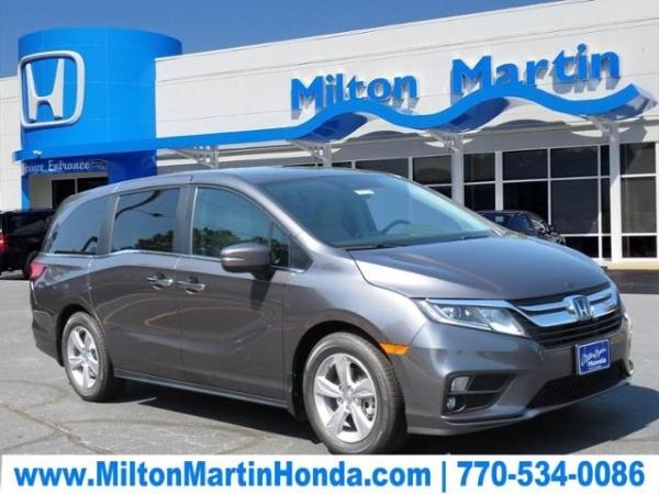 2020 Honda Odyssey in Gainesville, GA