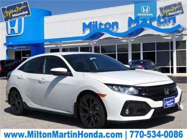 2019 Honda Civic in Gainesville, GA