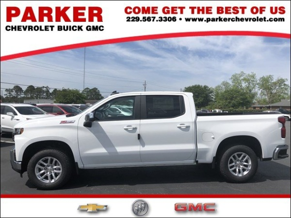 2019 Chevrolet Silverado 1500 LT Crew Cab Short Box 4WD For Sale in