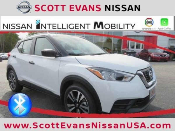 2018 Nissan Kicks Sv Fwd For Sale In Carrollton Ga Truecar