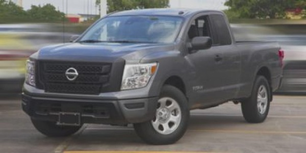 2020 Nissan Titan in Carrollton, GA