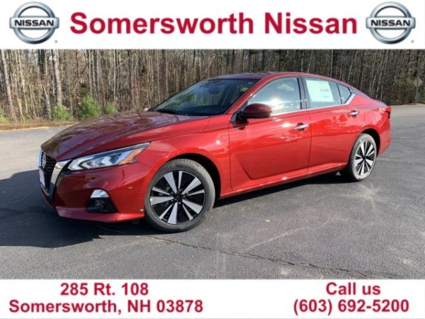 2020 Nissan Altima in Somersworth, NH