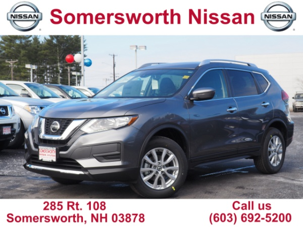 2020 Nissan Rogue in Somersworth, NH