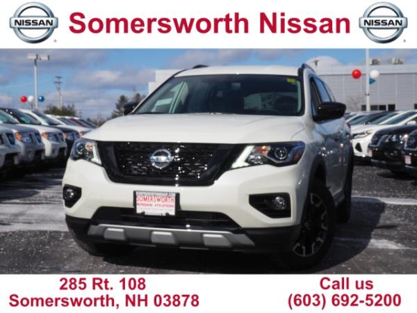 2020 Nissan Pathfinder in Somersworth, NH