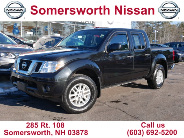 2016 Nissan Frontier in Somersworth, NH