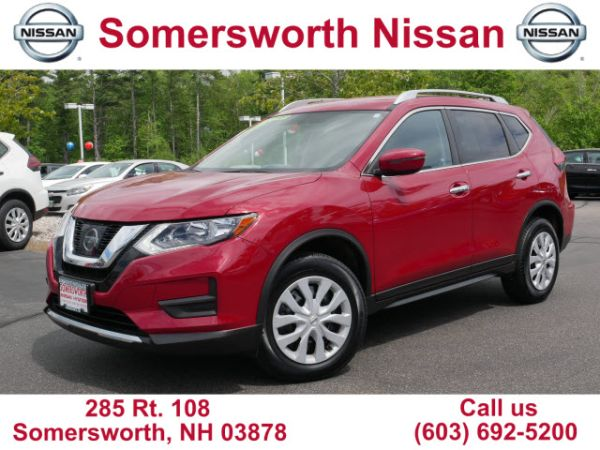 2017 Nissan Rogue in Somersworth, NH