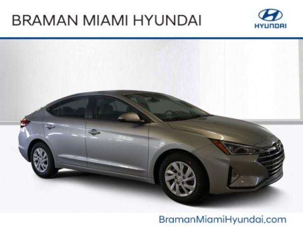 2020 Hyundai Elantra in Miami, FL