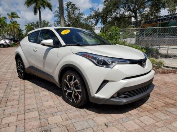 2018 Toyota C-HR in Coconut Creek, FL