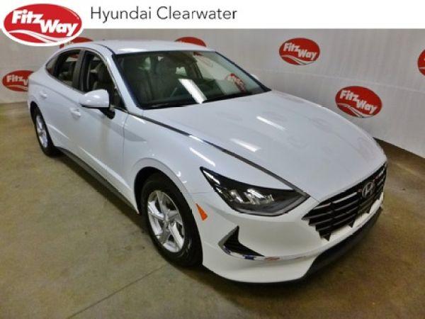 2020 Hyundai Sonata in CLEARWATER, FL