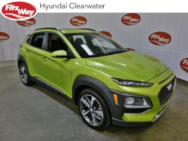 2020 Hyundai Kona in CLEARWATER, FL