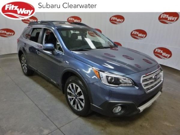 2017 Subaru Outback in CLEARWATER, FL