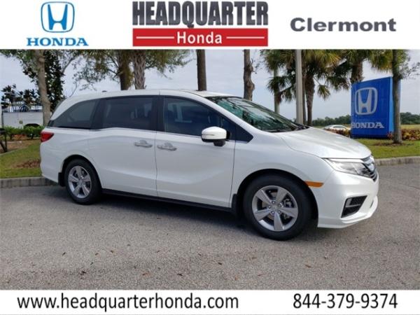 2020 Honda Odyssey in Clermont, FL