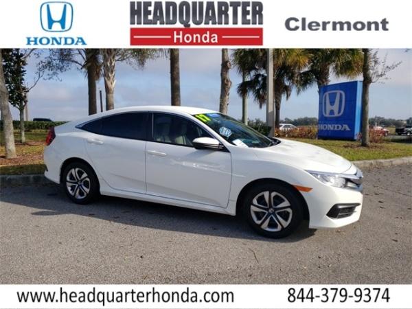 2017 Honda Civic in Clermont, FL