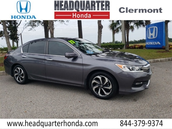 2017 Honda Accord in Clermont, FL