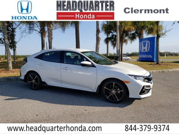 2020 Honda Civic in Clermont, FL