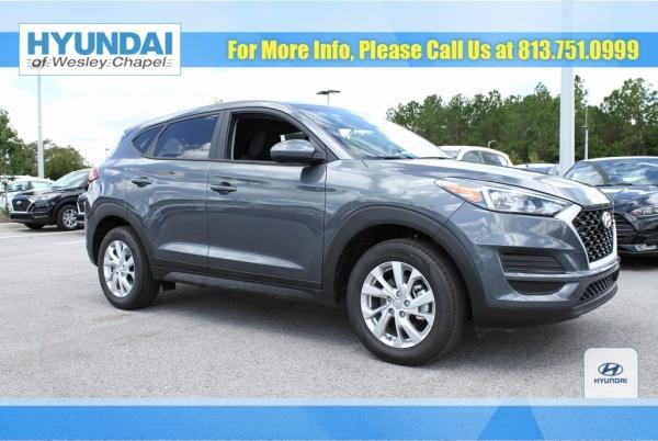 Hyundai Of Wesley Chapel >> 2019 Hyundai Tucson Se For Sale In Wesley Chapel Fl Truecar