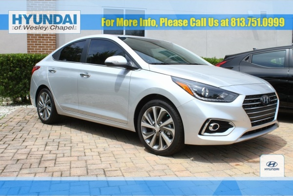 Hyundai Wesley Chapel >> 2019 Hyundai Accent Limited Automatic For Sale In Wesley
