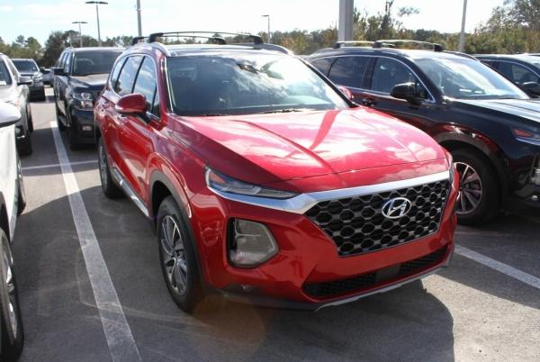 2020 Hyundai Santa Fe in Wesley Chapel, FL