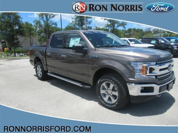 Ron Norris Ford >> 2019 Ford F 150 Xlt For Sale In Titusville Fl Truecar