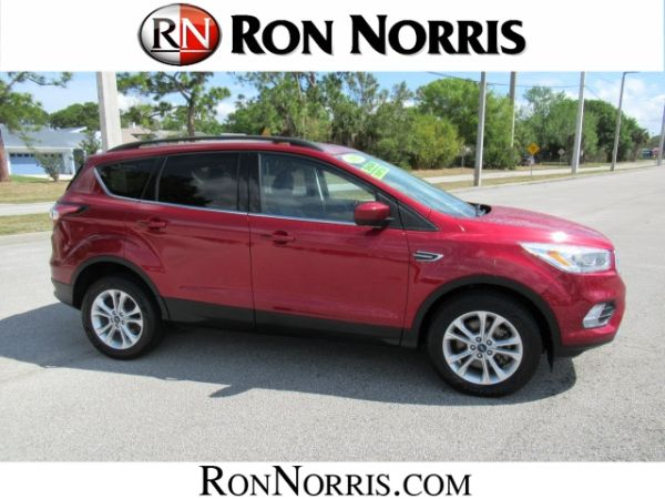 2017 Ford Escape in Titusville, FL