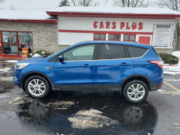 2017 Ford Escape in Janesville, WI