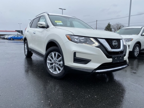 2020 Nissan Rogue in Chelmsford, MA