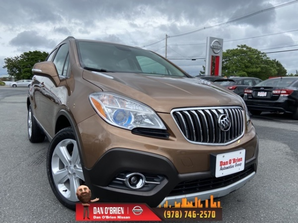 2016 Buick Encore in Chelmsford, MA