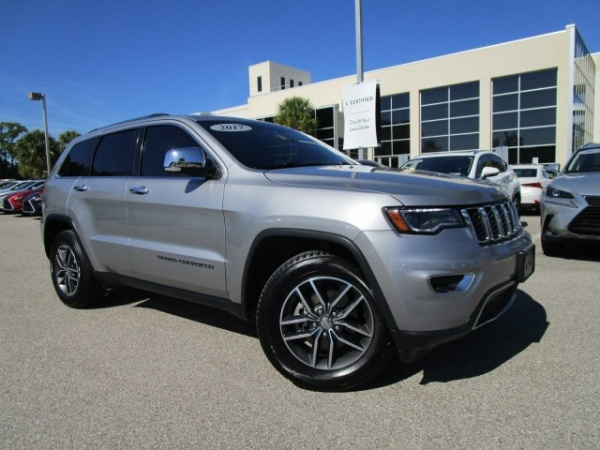 2017 Jeep Grand Cherokee in Fort Myers, FL