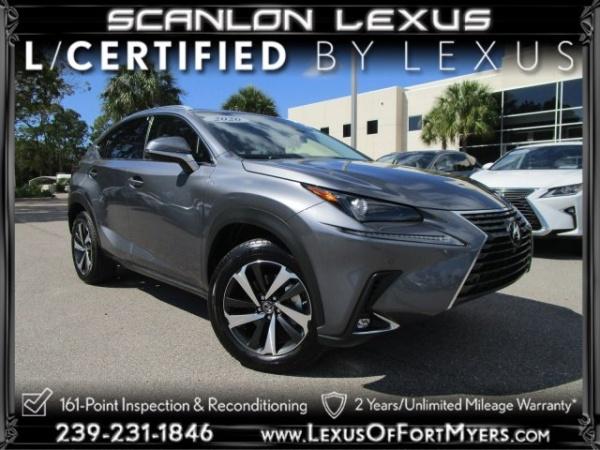 2020 Lexus NX in Fort Myers, FL