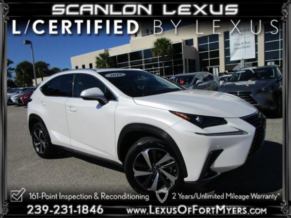 2019 Lexus NX in Fort Myers, FL