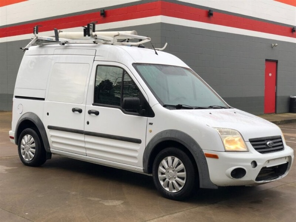 2013 Ford Transit Connect Cargo Van XLT