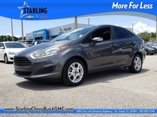 Used Ford Fiestas for Sale | TrueCar