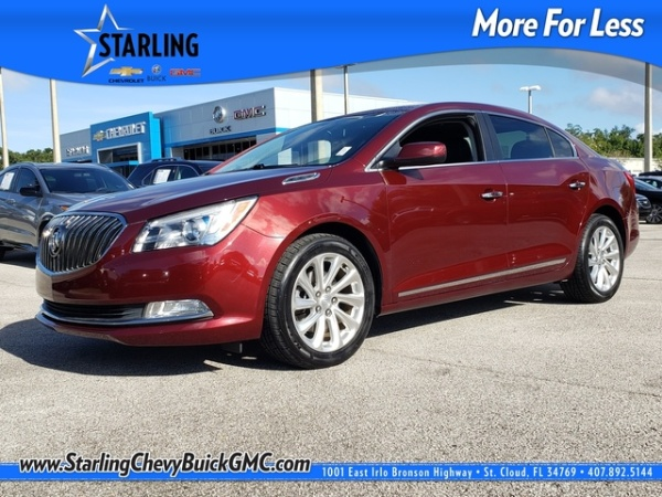 2015 Buick LaCrosse in Saint Cloud, FL