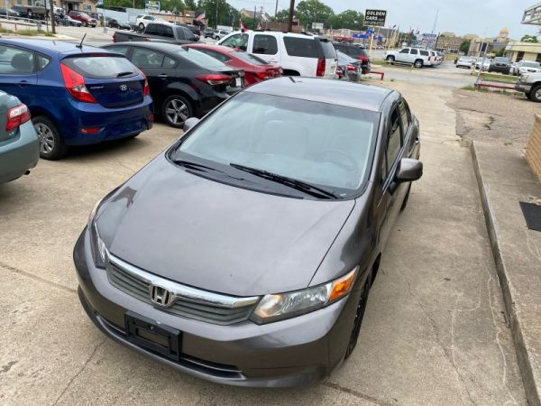 2012 Honda Civic in Arlington, TX