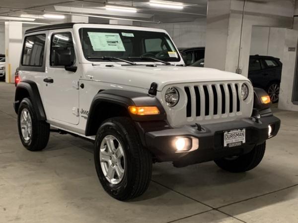 2020 Jeep Wrangler in Bethesda, MD