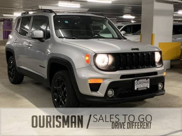 2020 Jeep Renegade in Bethesda, MD