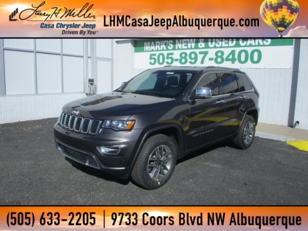 2020 Jeep Grand Cherokee in Albuquerque, NM