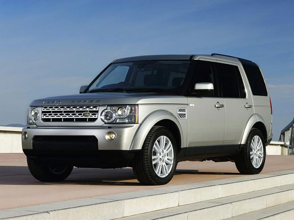 2012 Land Rover LR4 in Olathe, KS
