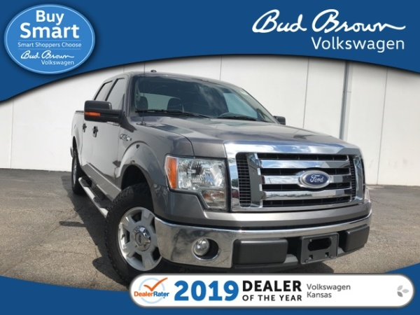 2010 Ford F-150 XLT SuperCrew 5 5' Box 2WD For Sale in