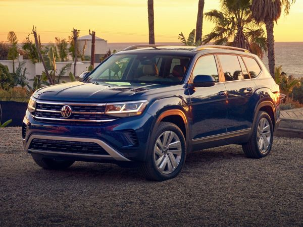 2021 Volkswagen Atlas in Olathe, KS