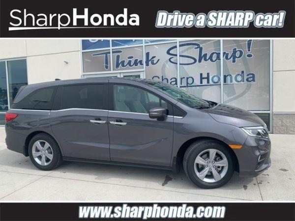 2020 Honda Odyssey in Topeka, KS